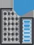 Pictogramme contrôle et suivi ACCEO, bureau d'études en bâtiment